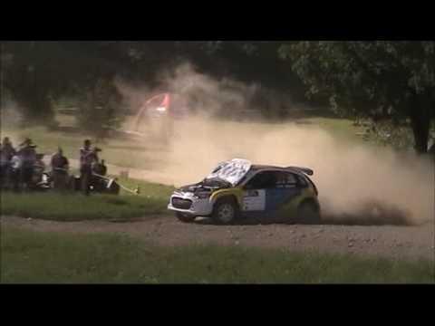 auto24 Rally Estonia 2016 - 2. päev, Volver lahtise kapotiga sõitmas