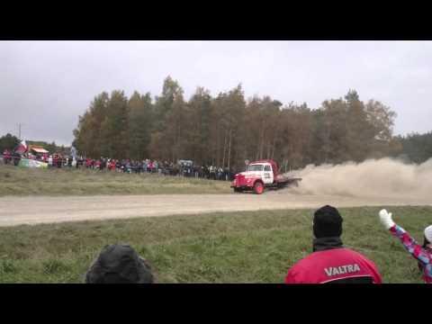 Saaremaa ralli 2015 - Kaugatama, veoautod