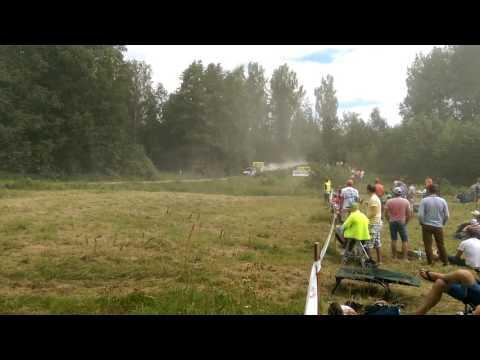 auto24 Rally Estonia 2016 - 3. päev, SS12, Kasperczyk hüppel