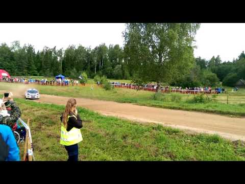 auto24 Rally Estonia 2016 - 2. päev, SS2, Kaur