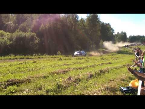 auto24 Rally Estonia 2016 - 2. päev, SS8, Kajetanowiczi apsakas