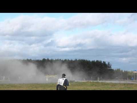 Saaremaa ralli 2015 - SS7, Rain Kaur
