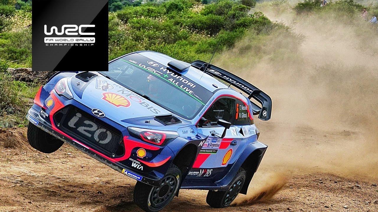 Argentiina ralli 2018 - kiiruskatsed 6 - 8, ülevaade, WRC