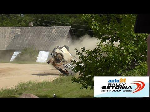 auto24 Rally Estonia 2016 - ülevaade