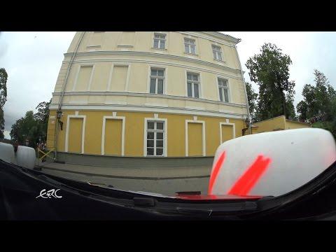 auto24 Rally Estonia 2016 - 1. päev, SS1, Tartu linnakatse, Kajetanowicz