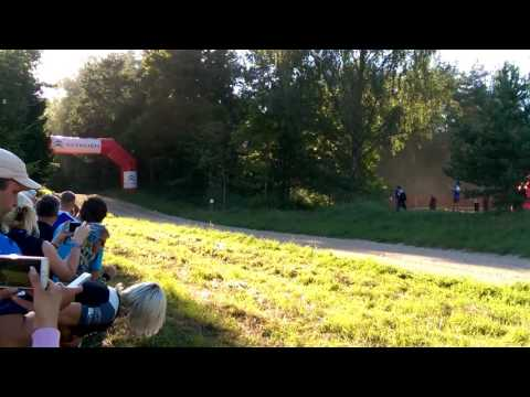 auto24 Rally Estonia 2016 - 2. päev, SS9, Lukyanuk hüppel