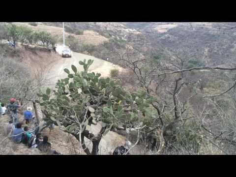 Mehhiko ralli 2017 - 1. päev, Shakedown testikatse