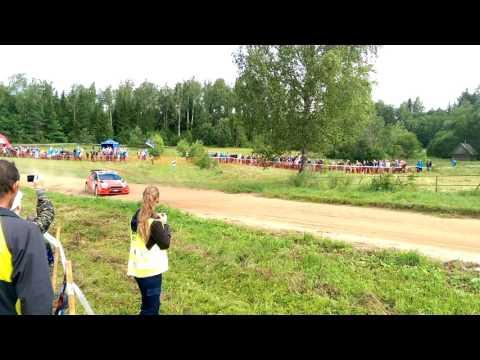 auto24 Rally Estonia 2016 - 2. päev, SS2, Koltun