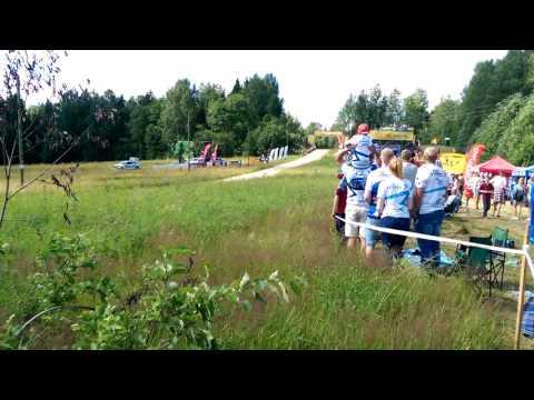 auto24 Rally Estonia 2016 - 2. päev, SS6, Sirmacis trampliinil