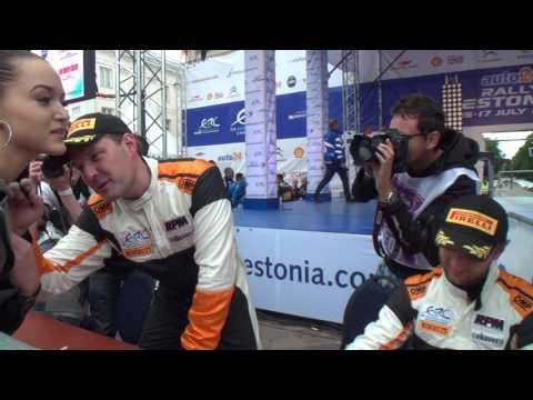 auto24 Rally Estonia 2016 - 1. päev, autogrammide jagamine