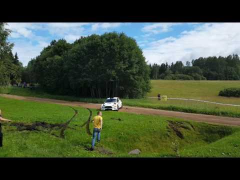 auto24 Rally Estonia 2016 - 2. päev, SS3, Katsuta katus