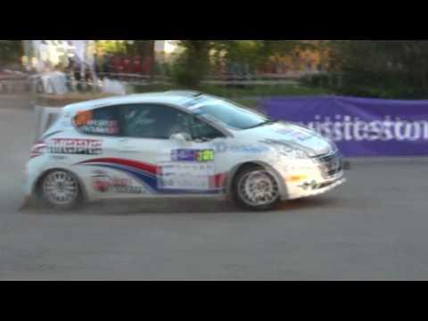 auto24 Rally Estonia 2016 - 2. päev, SS10, Elva linnakatse