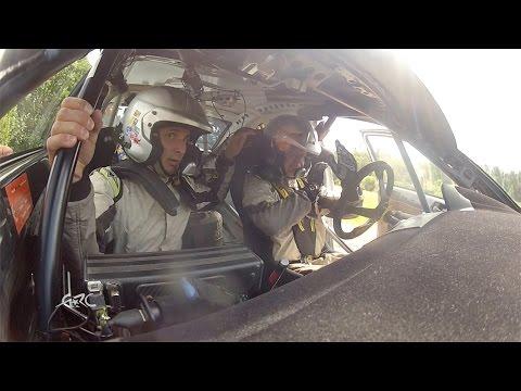 auto24 Rally Estonia 2016 - 2. päev, SS4, Plangi katkestamine