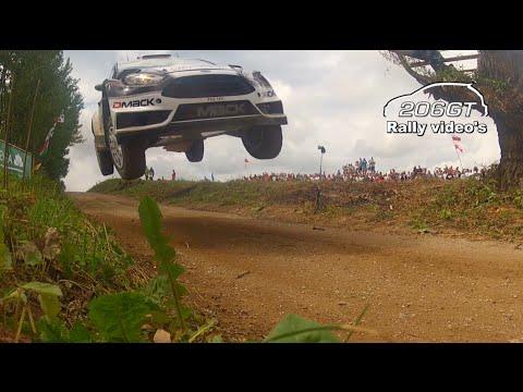 Poola ralli 2016 - Hüpped