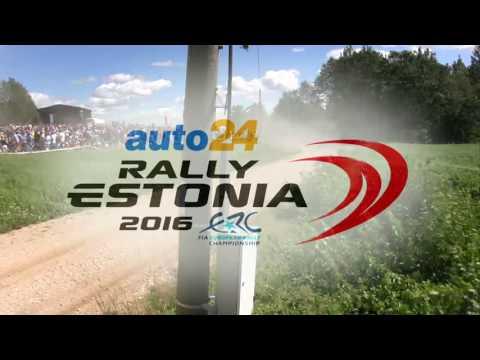 auto24 Rally Estonia 2016 - 2. päev, SS6, Alaküla trampliini
