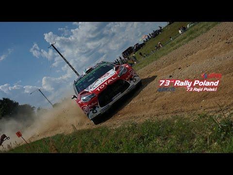 Poola ralli 2016 - Ülevaade rallist, KRS videos