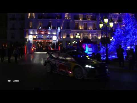 Monte Carlo ralli 2017 - 2. päeva eelvaade