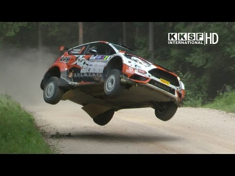 auto24 Rally Estonia 2016 - hüpped ja apsakad