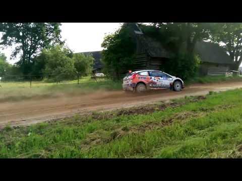 auto24 Rally Estonia 2016 - 2. päev, SS2, Lukyanuk