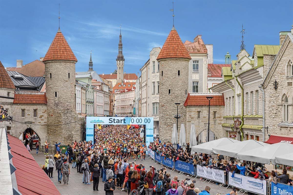 Eesti suurim rahvusvaheline jooksusündmus Tallinna Maraton traditsioonilisel kujul tänavu ei toimu