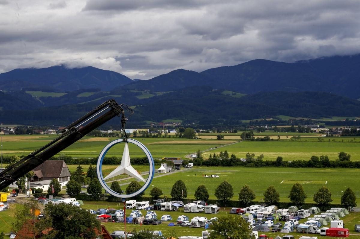 Austria GP 2018 ajakava