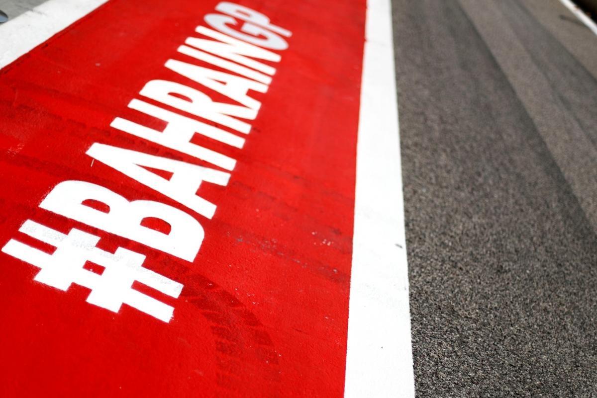 Bahreini GP 2018 ajakava