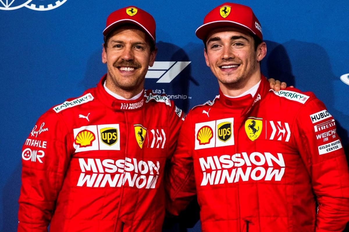 Bahreinis alustab esikohalt Leclerc