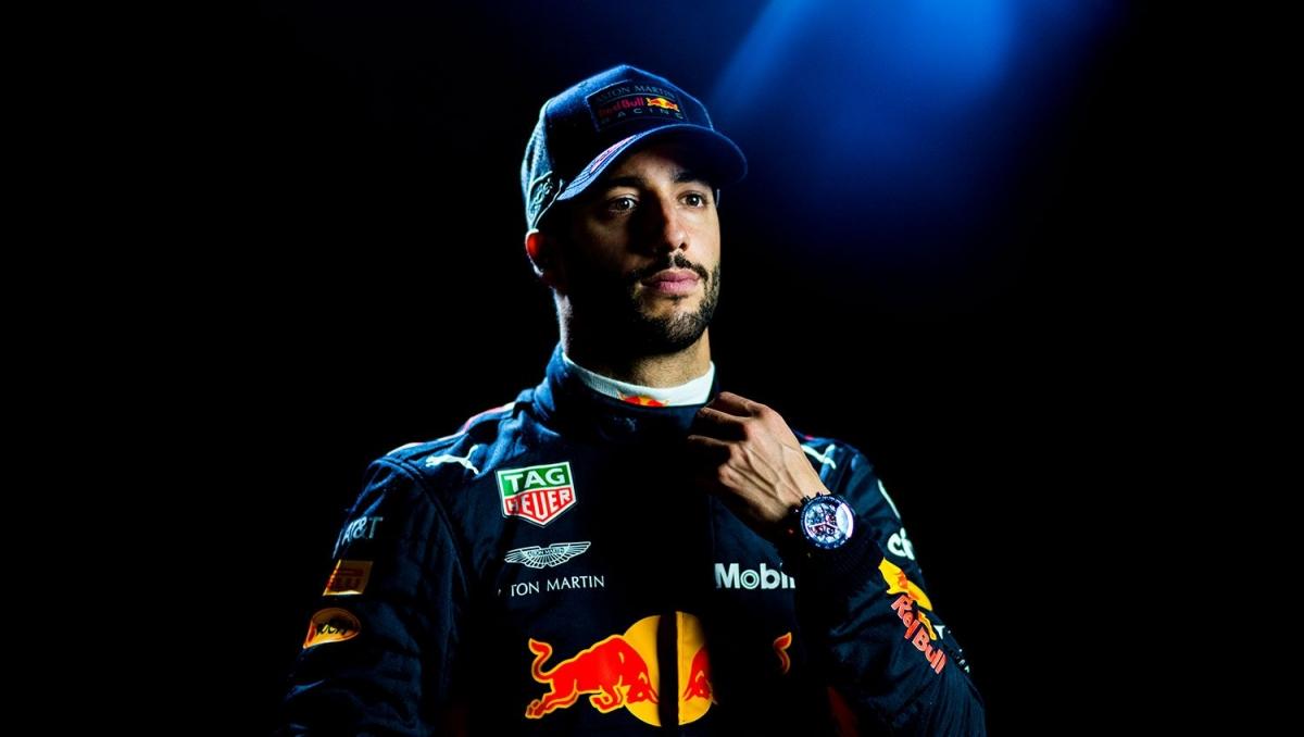 Ametlik: Ricciardo lahkub hooaja lõpus Red Bull Racing meeskonnast