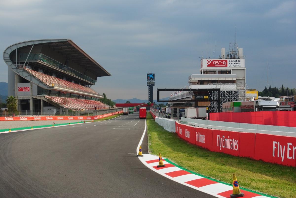 Hispaania GP 2018 ajakava