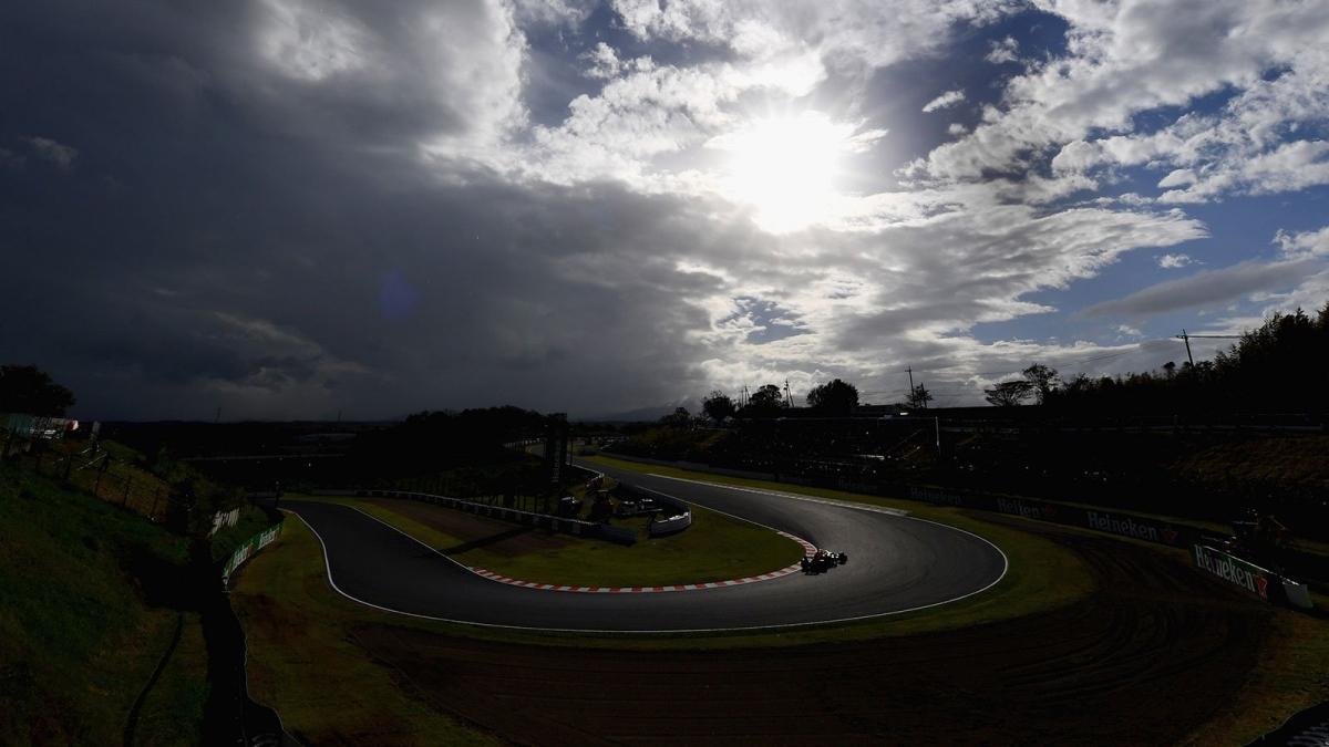 Jaapani GP 2018 ajakava