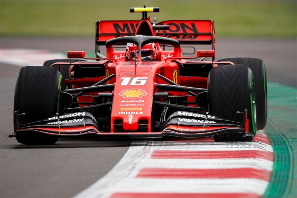 Mehhikos stardib esikohalt Leclerc, Verstappen sai karistada