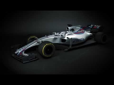 Hooaeg 2017 - esimesed pildid Williams FW40